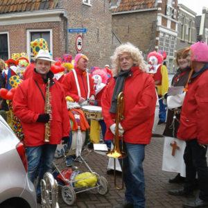 Carnavalsoptocht Enkhuizen